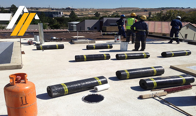 Waterproofing in Johannesburg and Pretoria by H2nO