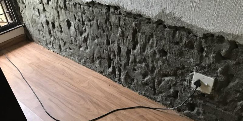 Damp and Mold Treatment and proofing in Johannnesburg